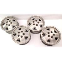"Stock Alloy Wheel Rim Set 15"" x 7"" 83-94 Chevy S10 Blazer GMC Jimmy 4x4 14047295"