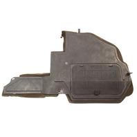 Lower Dash Fuse Diagram Door Cover 90-97 VW Passat B3 B4 - Genuine - 357 863 083