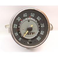 63-67 VW Beetle Bug Speedometer Gauge Cluster Vintage Aircooled / 111 957 023 E