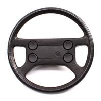 4 Spoke Sport Steering Wheel VW Rabbit Golf GTI MK1 MK2 Black ~ 191 419 091 G