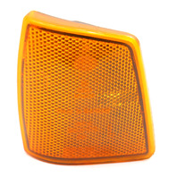 LH Turn Signal Corner Light Lamp Lens 80-84 VW Jetta Mk1 ~ Genuine ~ 161 945 119