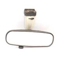 Interior Rearview Mirror 68-79 VW Super Beetle Bug Convertible Ghia Aircooled ~