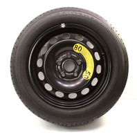 """16"""" Full Spare Steel Wheel Rim / Tire 05-10 VW Jetta Golf Rabbit MK5 MK6  5x112"""
