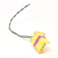 Curtain Airbag Wiring Plug Connector Pigtail 05-10 VW Jetta Golf MK5 8K0 972 773