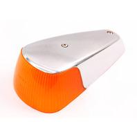 RH Fender Turn Signal Light Lamp 70-79 VW Super Beetle Aircooled Genuine Hassia