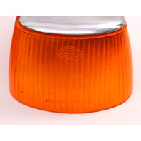 Fender Turn Signal Light Lens Lamps Set 70-79 VW Super Beetle Bug - Hella