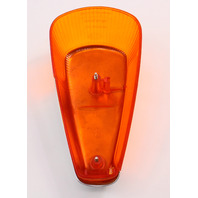 LH Fender Turn Signal Light Lens 70-79 VW Super Beetle Aircooled ~ Genuine Hella