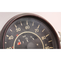 72-74 VW Super Beetle Bug Speedometer Fuel Gauge Cluster Aircooled 113 957 023 M