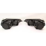 Headlight Head Light Set 05-10 VW Jetta Rabbit MK5 Halogen Hella ~ 1K6 941 005 S