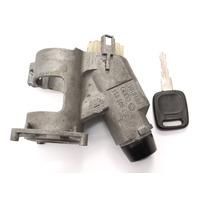 Ignition Housing Collar & Key 89-99 VW Jetta Golf MK2 MK3 MT : 357 905 851