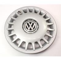 "14"" Hub Cap Wheel Cover Hubcap 99-02 VW Cabrio Mk3.5 ~ Genuine ~ 1H0 601 147 A"