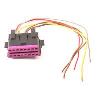 OBD Diagnostic Port Plug Pigtail Wiring VW 93-99 Jetta Golf GTI MK3 3A0 972 695