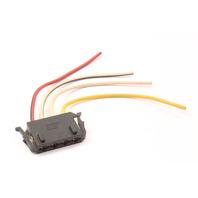 Fan Resistor Wiring Plug 93-99 Jetta Golf MK3 Passat B3 B4 Eurovan - 191 972 754