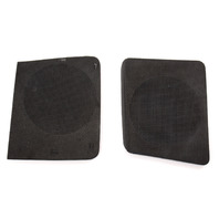 Dash Speaker Covers Set 90-97 VW Passat B3 B4 Grille Grill - 357 857 209 / 210