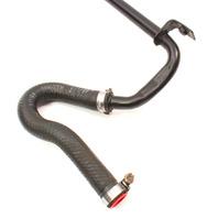Metal Power Steering Line Hose 95-97 VW Passat B4 VR6 - Genuine - 3A0 422 898 A