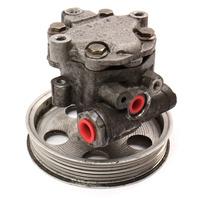 Power Steering Pump & Pulley 02-06 Audi A4 B6 1.8T - Genuine - 8E0 145 153 ES