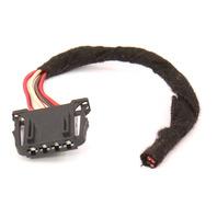 Brake Light Pedal Switch Wiring Plug Pigtail Audi A4 B6 VW Passat 4D0 972 704