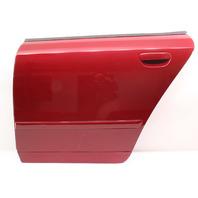 LH Rear Door Shell Skin 02-08 Audi A4 S4 B6 B7 Sedan LZ3H Crimson Red