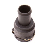 Heater Core Coolant Hose Flange Coupler - VW Jetta Golf Beetle MK4 2.0
