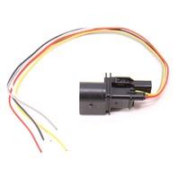 O2 Sensor Oxygen Pigtail Plug Connector 02-05 VW Jetta GTI Mk4 - Genuine