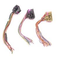 CCM BCM Comfort Control Module Pigtails Plugs 2002 VW Jetta Wagon Mk4