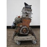 1.6 Gas FI Engine Long Block VW Jetta Rabbit Scirocco Mk1 Code: EJ