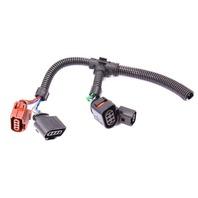 O2 Sensor Oxygen Pigtails Plugs Connectors 03-05 VW Beetle Jetta 2.0 BBW Mk4