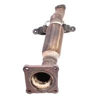 Exhaust Down Flex Pipe Flange 04-05 VW Jetta MK4 2.0 BBW - Genuine