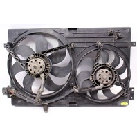Engine Cooling Fans & Shroud 99-05 VW Jetta Golf GTI MK4 - 1J0 121 207 M