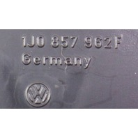 Rear Ash Tray 99-05 VW Jetta Golf GTI MK4 - Black - Genuine - 1J0 857 962 F