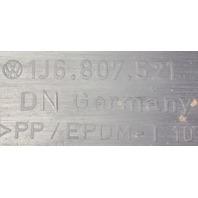 Rear Bumper Lower Lip Spoiler 99-05 VW Golf GTI MK4 - Genuine - 1J6 807 521