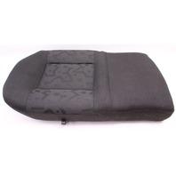 RH Rear Back Seat Cushion & Cover 99-05 VW Jetta Golf MK4 Cloth - Genuine