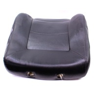 RH Front Seat Back Rest Leather & Foam 95-99 VW Cabrio Mk3 - Genuine