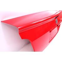 Trunk Deck Lid 95-99 VW Cabrio MK3 - LP3G Flash Red - Genuine