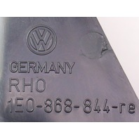 RH Convertible Top Boot Hinge Cover Trim 95-02 VW Cabrio MK3 - 1E0 868 844