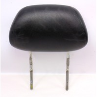 Front Headrest 93-99 VW Jetta GLX GTI Cabrio MK3 Black Leather Head Rest