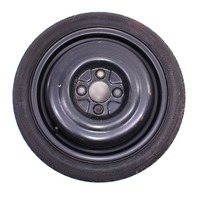 Spare Wheel Tire Donut VW Cabriolet MK1 Jetta Golf GTI MK2 MK3 - 191 601 025 D