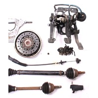Manual Transmission Swap Parts Kit VW Jetta GTI Cabrio MK3 - 5 Speed 2.0 ABA CHE