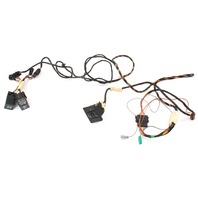 Heated Seat Wiring Harness  Relays Switch 93-99 VW Jetta Golf Cabrio MK3