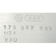 LH Lower Dash Cover Panel 81-84 VW Rabbit Pickup GTI Mk1 - Grey - 175 857 899 -