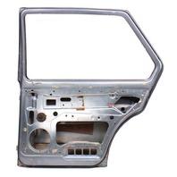 RH Rear Door Shell 79-84 VW Rabbit MK1 - LE6U Gray - Genuine Original
