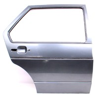RH Rear Door Shell 79-84 VW Rabbit MK1 - LE6U Gray - Genuine Original