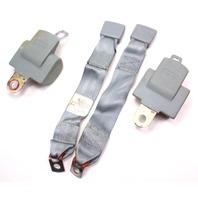 Rear Back Seat Belt Seatbelt Set 75-84 VW Rabbit MK1 - Genuine - 171 857 739