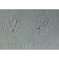 Genuine Rear Bumper Cover 06-09 VW GTI MK5 LA7T United Gray - 1K6 807 421 A