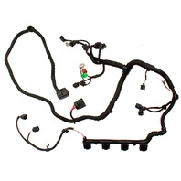 2.0T Engine Wiring Harness 2007 VW GTI MK5 FSI BPY - Genuine -