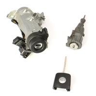 Lock Set Ignition Cylinder Door & Key VW Jetta Rabbit GTI MK5 - 1K0 905 851 B