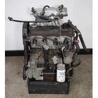 1.6 Gas FI Complete Engine Long Block  VW Jetta Rabbit Scirocco Mk1