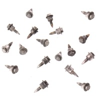 18x Side Skirt Mounting Screws Bolts 05-10 VW Jetta GLI Rabbit GTI Mk5 - Genuine