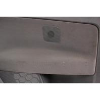 LH Rear Door Seat Side Panel 06-09 VW Rabbit Golf GTI MK5 - 1K3 867 043 BQ