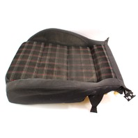 LH Front Sport Plaid Seat Cushion 05-10 VW Jetta GLI GTI MK5 ~ Genuine